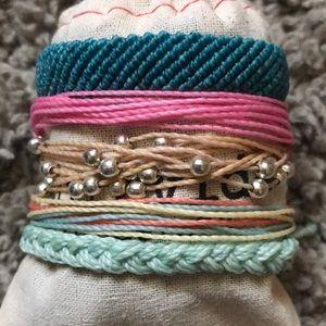 Pura Vida bracelet pack
